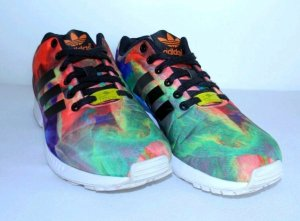 "Adidas ZX FLUX ""Tropic Melon"""