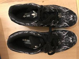 Adidas ZX FLUX W 36 schwarz grau sneaker