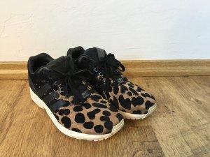 Adidas Scarpa nero-sabbia Scamosciato