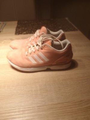 Adidas Basket montante orange clair