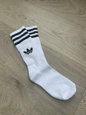 Adidas Legwarmers white-black