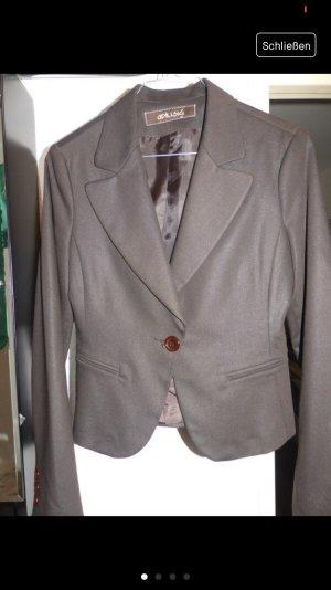 adilisk Colletto camicia marrone