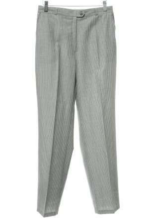 Adler Jersey Pants grey pinstripe classic style