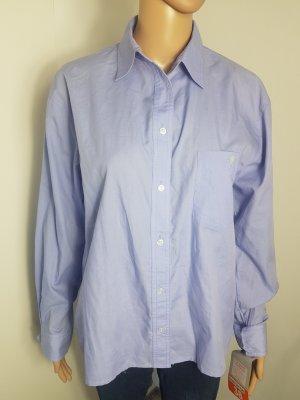 Adler Camicia blusa viola-blu pallido