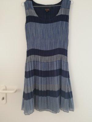 Adolfo Dominguez Mini Dress dark blue