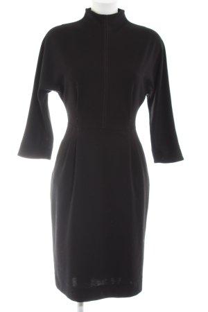 Adolfo Dominguez Longsleeve Dress black business style