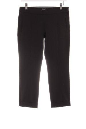 Adolfo Dominguez Stoffen broek zwart zakelijke stijl