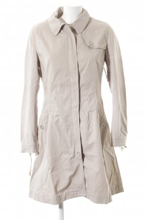 Adolfo Dominguez Between-Seasons Jacket cream casual look