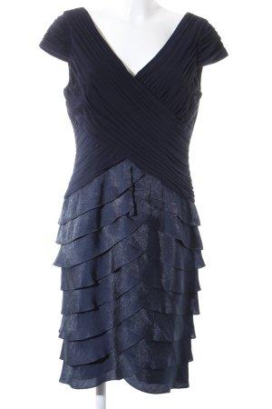 Adrianna Papell Evening Dress dark blue elegant