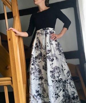 Adrianna Papell Avondjurk veelkleurig
