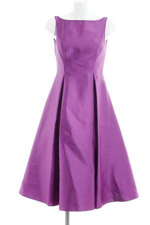 Adrianna Papell Abito da ballo viola elegante