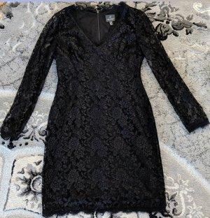 Adrianna Papell Cocktailkleid Abendkleid schwarz