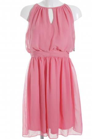 Adrianna Papell Cocktail Dress pink elegant