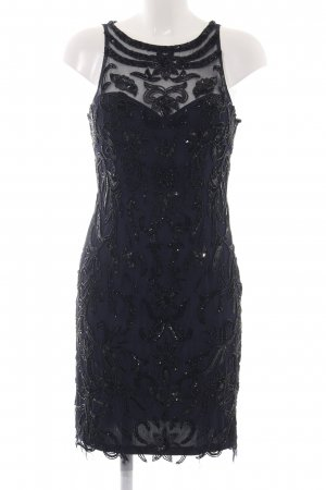 Adrianna Papell Cocktail Dress black business style