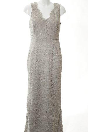 Adrianna Papell Maxi Dress natural white flower pattern elegant