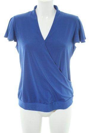 Adrianna Papell T-shirt blu stile da moda di strada