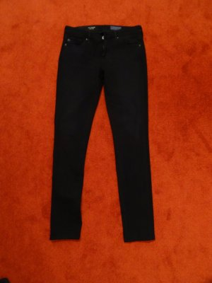 Adriano Goldschmied Skinny Jeans dark blue mixture fibre