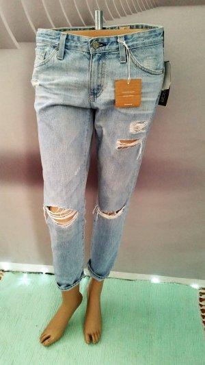 Adriano Goldschmied Slim jeans blauw