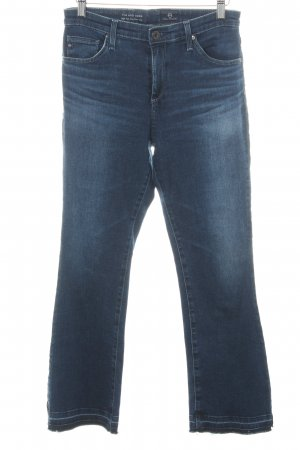 "Adriano Goldschmied 7/8 Jeans ""The Jodi Crop"" blau"