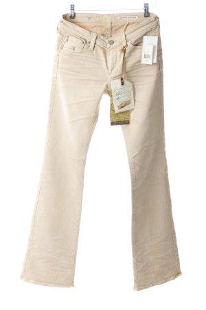 Adriano Goldschmied Boot Cut Jeans Beige