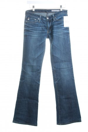 Adriano Goldschmied Boot Cut Jeans dunkelblau Casual-Look