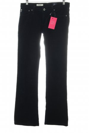 Adriano Goldschmied Corduroy Trousers dark blue casual look