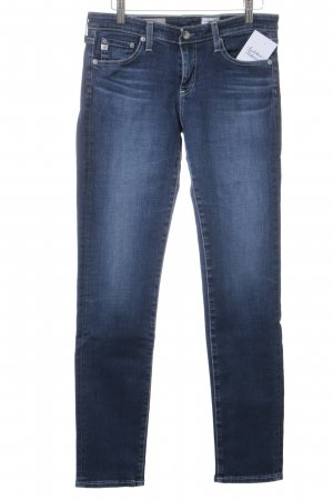 Adriano Goldschmied High Waist Jeans blau Casual-Look