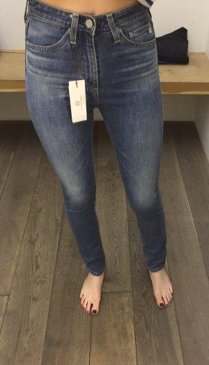 Adriano Goldschmied High waist jeans Skinny sehr schön