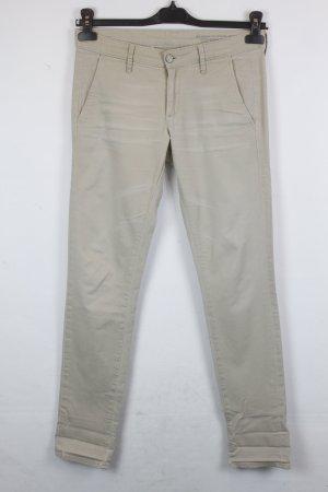 Adriano Goldschmied Pantalone chino beige Cotone