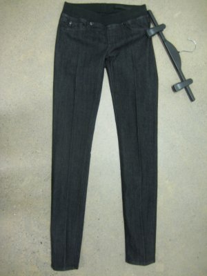 Adriano Goldschmied Jeggings black-blue cotton