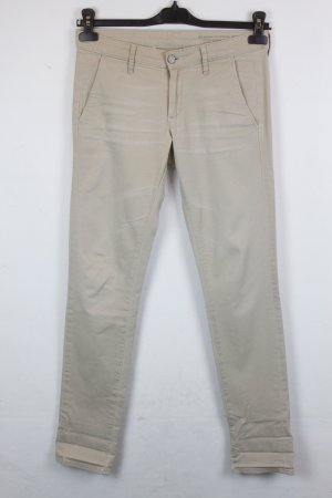 Adriano Goldschmied Straight Leg Jeans gold-colored