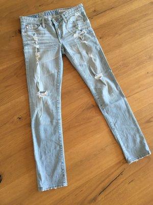 Adriano Goldschmied Jeans, Hellblau, Gr.27, Modell Stilt- 1x getragen!