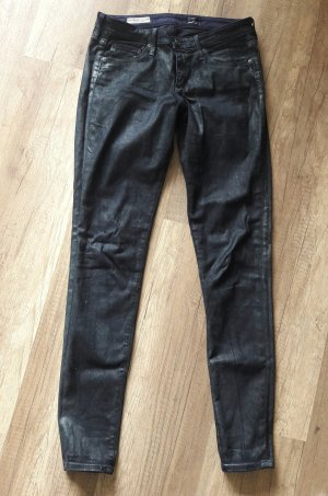 Adriano Goldschmied Jeans The Absolute Leggings Schimmer Glanz Glitzer 27