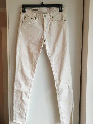 Adriano Goldschmied Jeans weiß