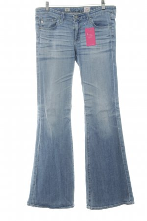Adriano Goldschmied Denim Flares blue second hand look