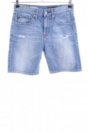Adriano Goldschmied Denim Shorts blue casual look