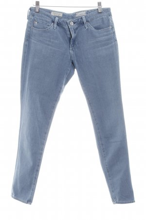 Adriano Goldschmied Jeggings kornblumenblau Casual-Look