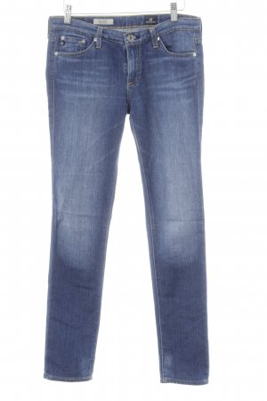 Adriano Goldschmied Tube Jeans blue jeans look