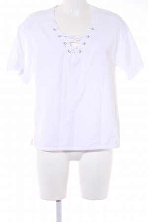 Adriano Goldschmied Shirt Tunic white casual look