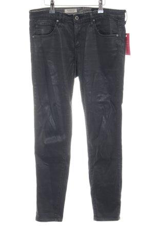 Adriano Goldschmied Jeans skinny nero elegante