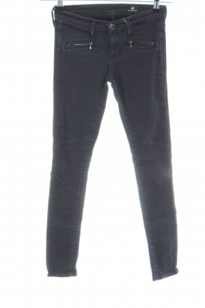 Adriano Goldschmied Skinny Jeans black casual look