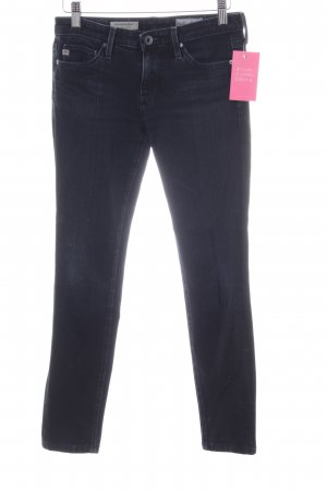 Adriano Goldschmied Skinny Jeans black simple style