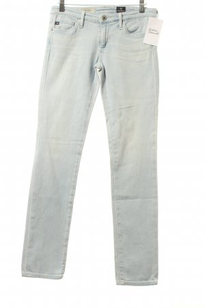 Adriano Goldschmied Skinny Jeans pale blue casual look