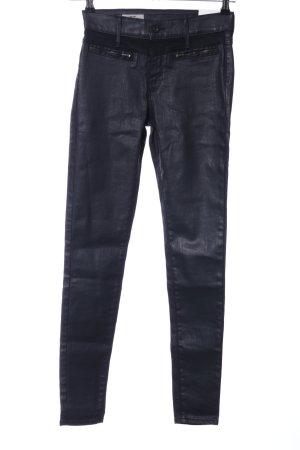 Adriano Goldschmied Jeans skinny nero stile casual