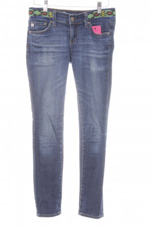 Adriano Goldschmied Skinny Jeans dark blue casual look