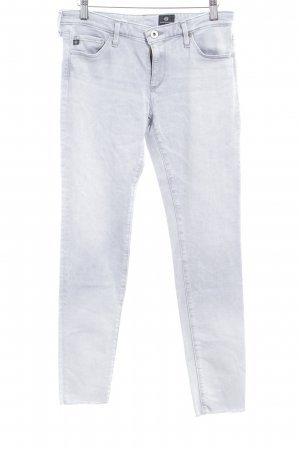 Adriano Goldschmied Skinny Jeans light grey casual look