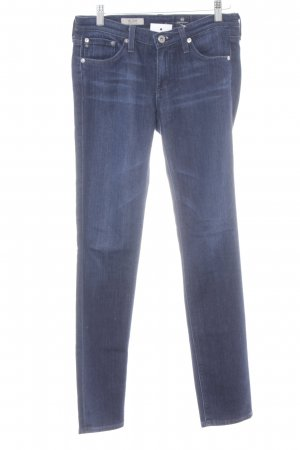 Adriano Goldschmied Slim Jeans dunkelblau Casual-Look