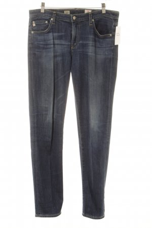 Adriano Goldschmied Slim Jeans steel blue street-fashion look