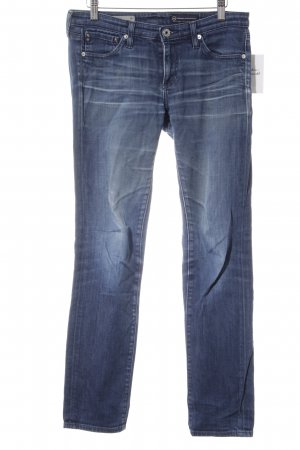 "Adriano Goldschmied Slim Jeans ""Stilt"" dark blue"
