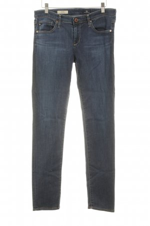 Adriano Goldschmied Straight Leg Jeans dark blue-slate-gray casual look
